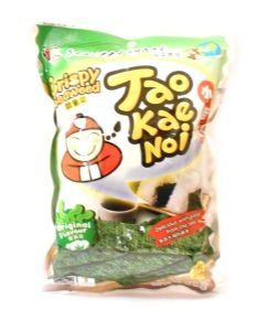 Tao Kae Noi Crispy Seaweed Snack [Original] | Buy Online at the Asian Cookshop